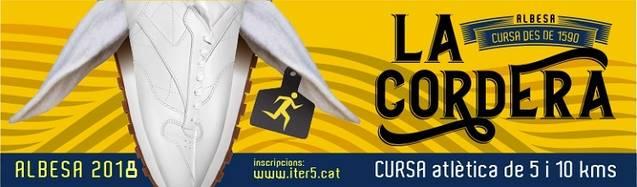 Obertes les inscripcions a la Cursa La Cordera, una de les més antigues de Catalunya