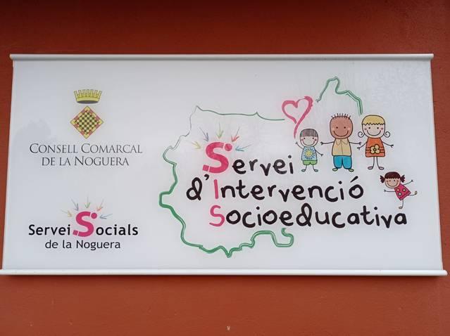 Obertura del Servei d'Intervenció Socioeducativa a Montgai