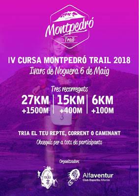 Obre inscripcions la Trail Montpedró, segona prova de les Trail Running Sèries Lleida