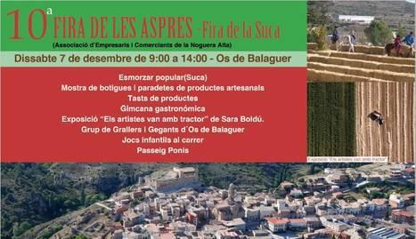 Os de Balaguer celebra la 10ª Fira de les Aspres