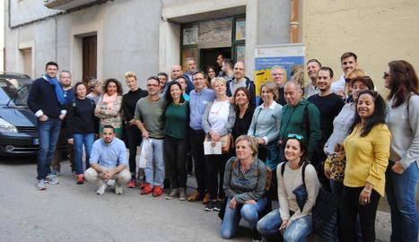 """Os de Balaguer, el """"poble optimista"""""""