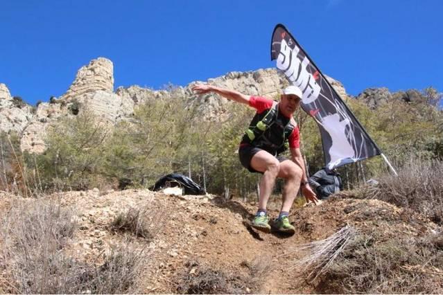 Óscar Monclús i Adriana Daza, guanyadors de la Trail Vall d'Àger