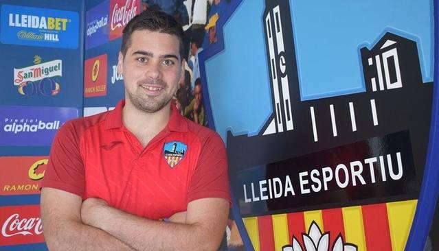 Pau Prior, nou entrenador del Lleida Esportiu B