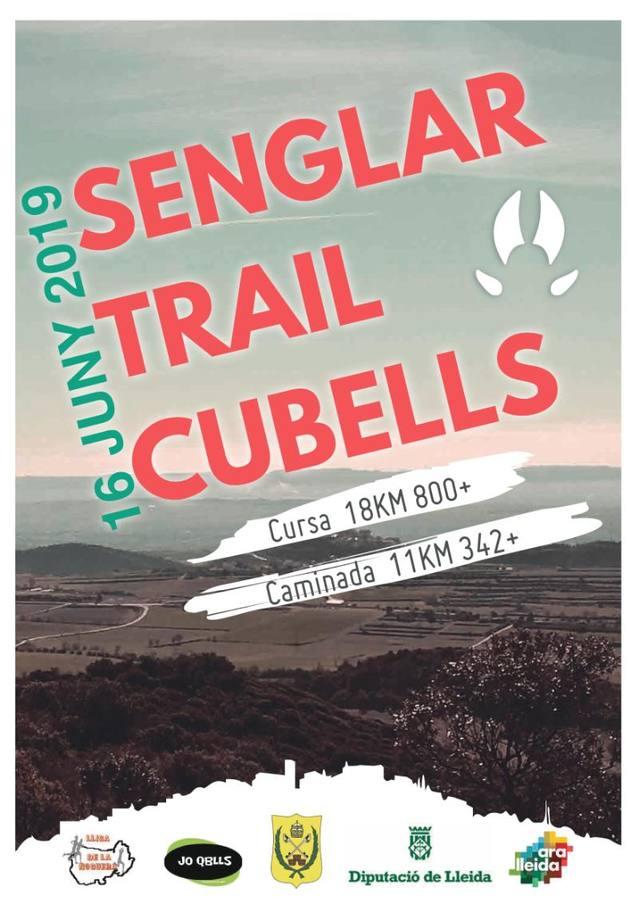 Presenten la 1a edició de la 'Seglar Trail' de Cubells