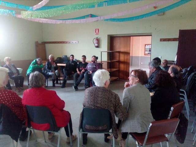 Projecte Compartim a Ivars de Noguera