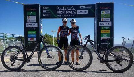 Ramona Garbiel i Toni Moreno triomfen a l'inici del'Andalusia Bike