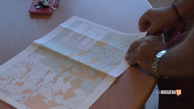 Reforma parcial del camí vell de Les Avellanes