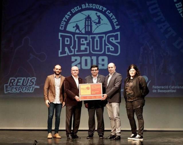 Reus passa el relleu a Balaguer com a capital del bàsquet català