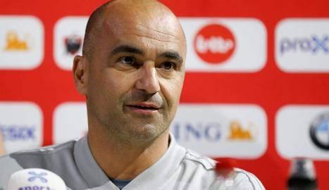 Robert Martínez renova amb Bèlgica fins a Qatar 2022