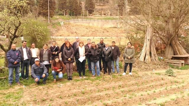 Set anys d'Horts Comunitaris a Balaguer