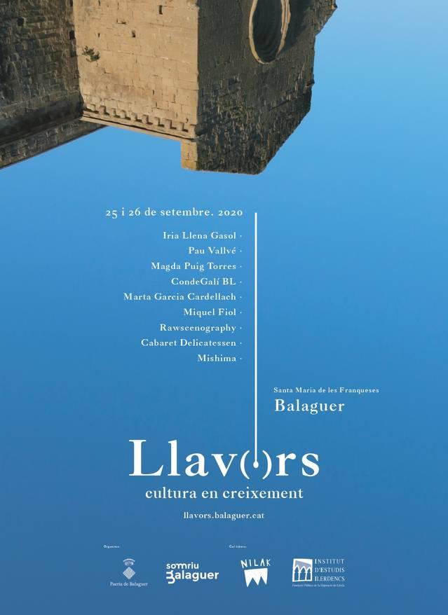 Surten a la venda les entrades del Festival Llavors de Balaguer