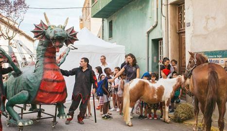 Tradició, festa i gastronomia a la 576a Fira de Sant Bartomeu