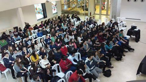 Trobada dels estudiants de la Noguera a Balaguer