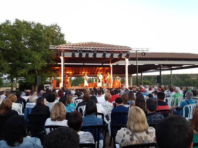 Unes 500 persones participen en les Jornades de la Vil·la Romana del Romeral d'Albesa