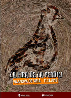 Vilanova de Meià celebra aquest diumenge la Fira de la Perdiu