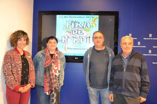 Vilanova de Meià celebra una nova edició de la centenària Fira de la Perdiu