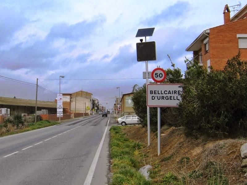 Accident mortal en una pista forestal que uneix Bellcaire d'Urgell amb Bellmunt d'Urgell