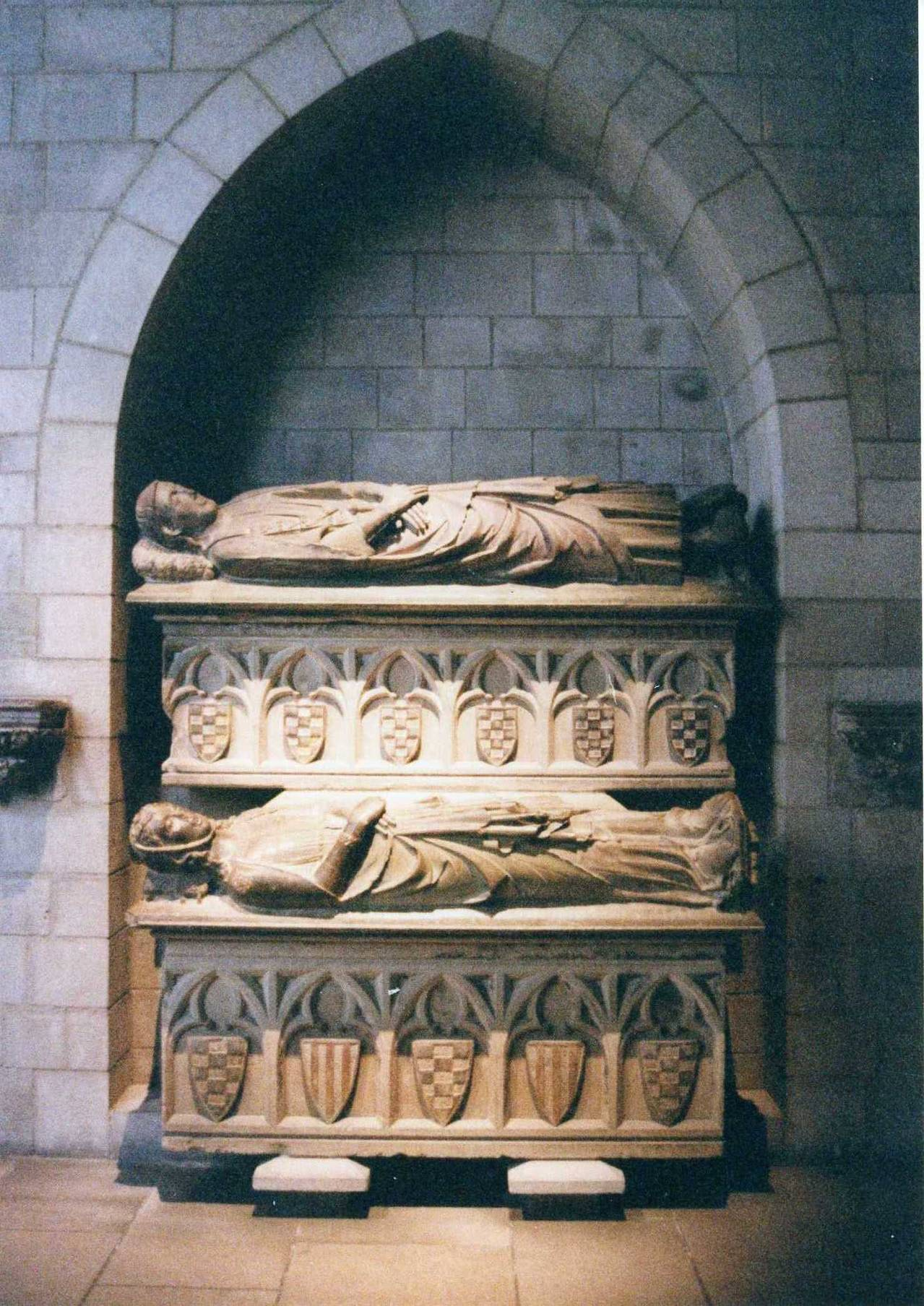 Els sepulcres dels Comptes d'Urgell podrien tornar a casa