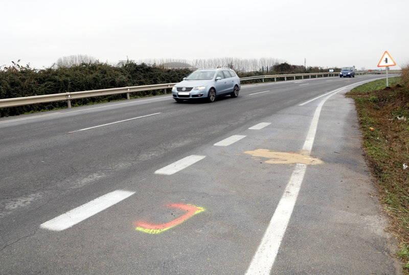 Un jove de Balaguer, primera víctima mortal de l'any a les carreteres