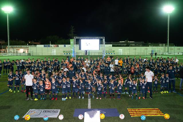 260 jugadors competiran en 19 equips del Club Esportiu Mig Segrià en la temporada 2019-2020
