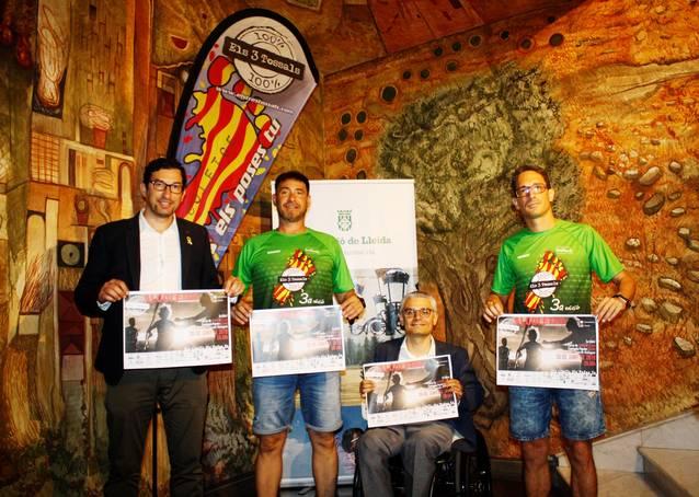 800 inscrits en la cursa  d'Els Tres Tossals d'Alcoletge