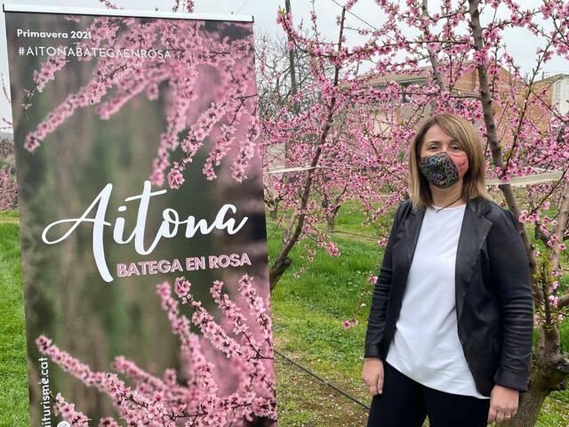 'Aitona batega en rosa', l'edició més digital de la campanya de Fruiturisme 2021