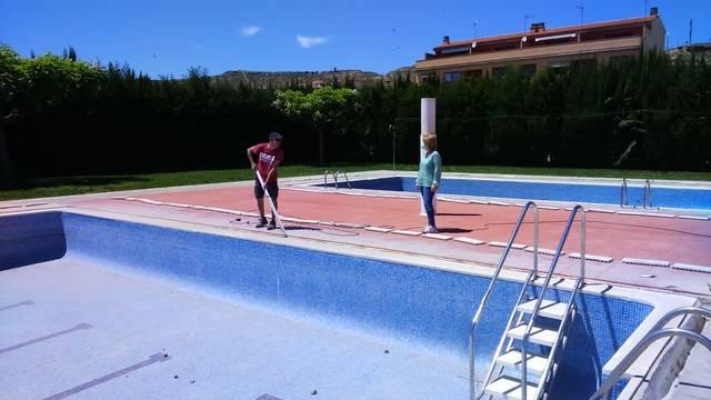 Aitona reobrirà aquest estiu les piscines municipals amb totes les mesures de seguretat