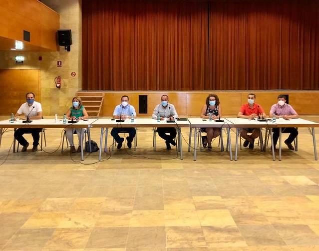Alcaldes del Baix Segre exigeixen a la Generalitat informació i ajut econòmic