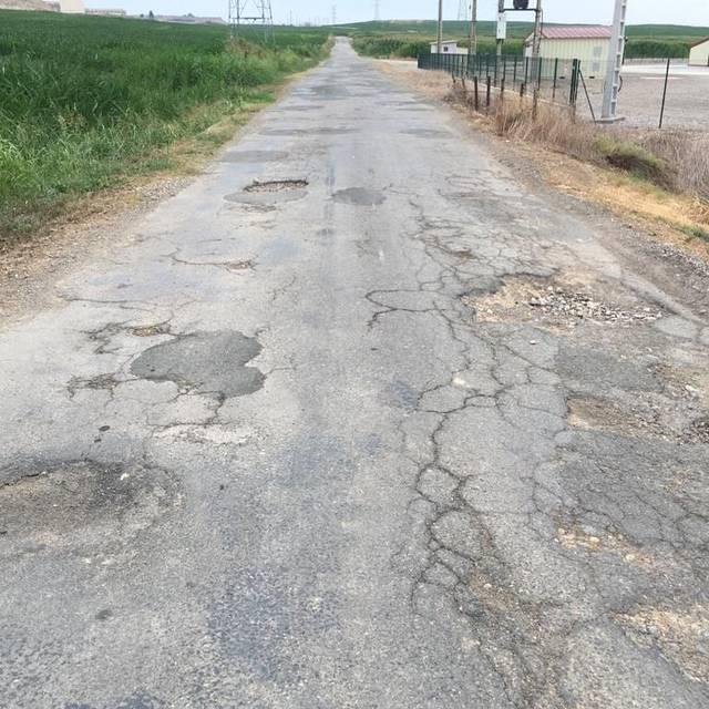 Alcarràs aconsegueix que, per fí, es repari la xarxa de camins de la zona reglable del Canal d'Aragó i Catalunya