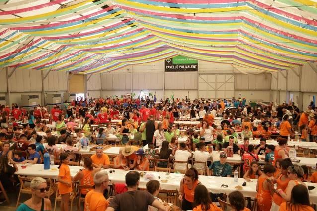 Alcarràs clou una Festa Major d'Estiu molt participativa