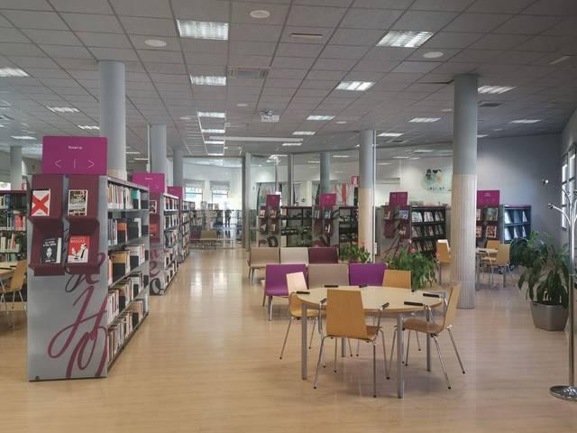 Alcarràs reobre la Biblioteca i els parcs infantils davant l'evolució positiva de la pandèmia al municipi