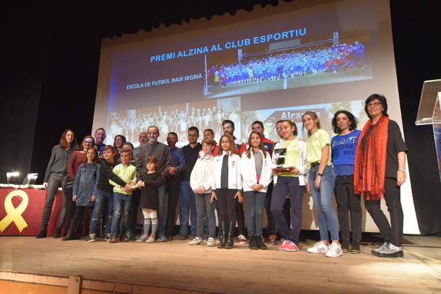 Alcarràs va celebrar la 3ª edició de la Festa de l'Esport