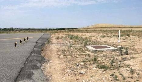 Alguaire ha d'eliminar 'obstacles' a l'entorn de la pista