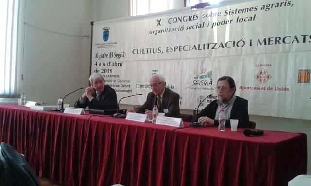 Alguaire i la UdL celebraran el Xè Congrés sobre sistemes agraris