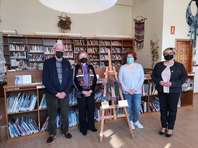 """Alguaire, primera parada del projecte """"Textures i lectures"""" del Consell Comarcal a les biblioteques del Segrià"""