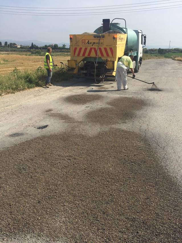 Almacelles aprova iniciar la licitació de la conservació dels camins per un import de prop de 200.000 euros
