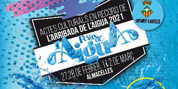 Almacelles celebra el 111 aniversari de l'arribada de l'aigua a la localitat