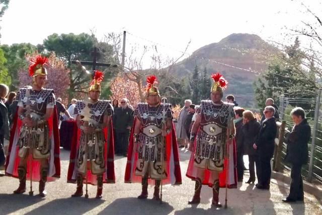 Almacelles celebra les tradicionals processons de Setmana Santa
