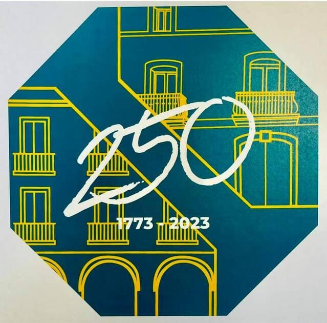 Almacelles estrena logo i lema per celebrar el 250 aniversari de la seva fundació