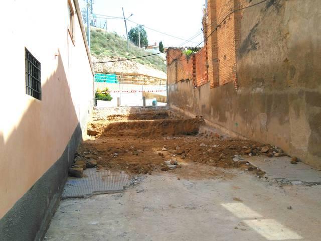 Almacelles millora els accessos a l'Escola Antònia Simó i Arnó