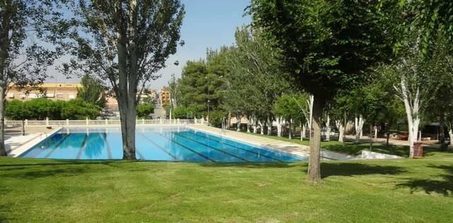 Almacelles obrirà el recinte de les piscines a partir del 19 de juny