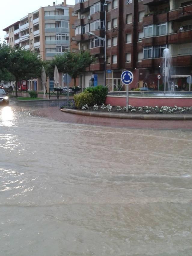 Almacelles planteja la separació d'aigües per evitar inundacions