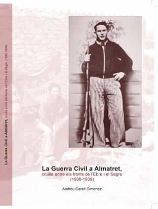 Almatret recorda el seu protagonisme a la Guerra Civil