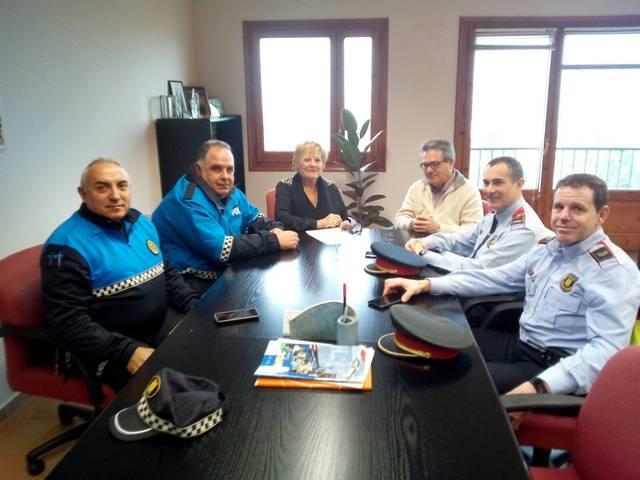 Almenar contracta un vigilant municipal per reforçar la vigilància del municipi