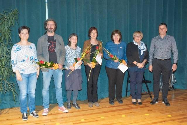 Almenar lliura els premis literaris de Sant Jordi 2019