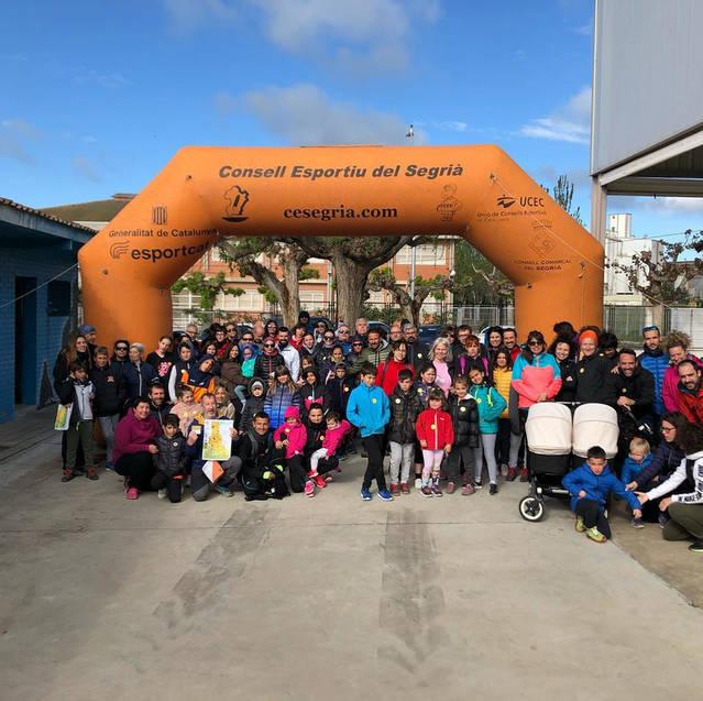 Almenar promou l'esport amb motiu del Dia Mundial de l'activitat física