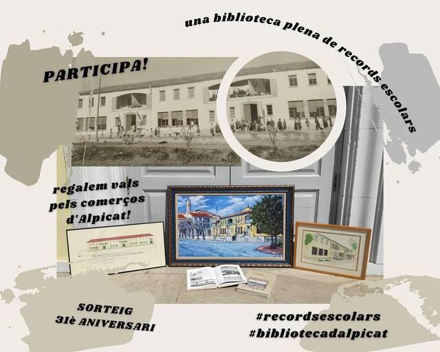 Alpicat busca fotografies de les antigues escoles del 1959 al 1984