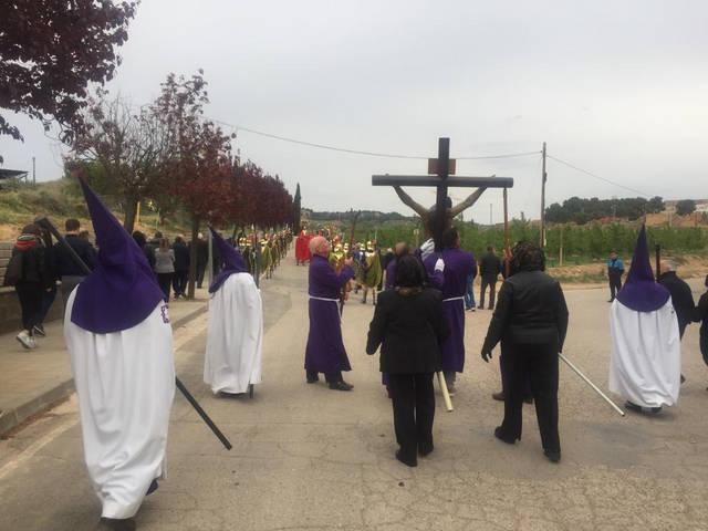 Alpicat celebra els actes litúrgics de Setmana Santa