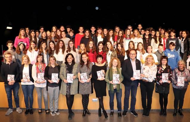 Alpicat ja gaudeix de les 'Dones de llibre. Lleidatanes que inspiren', el projecte de l'Institut