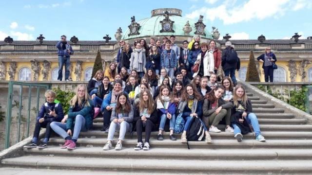 Alumnes de l'institut Joan Solà viatgen a Alemanya en el marc d'un projecte Erasmus